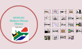 TH 9/23 Prezi: the Boer Wars, the lead up to apartheid, and the history of soccer in South Africa