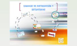 CANALES DE DISTRIBUCIÓN Y ESTRATEGIAS