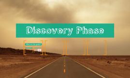 Discovery Phase 1 IA