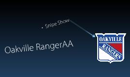 Oakville Ranger Aa