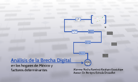 Analisis de la Brecha Digital