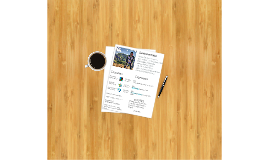 Copy of Free CV / Resume Prezi Template