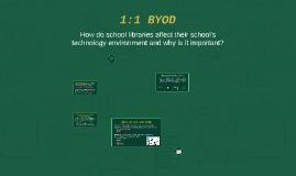 1:1 BYOD