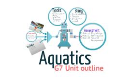G7 Aquatics - Introduction