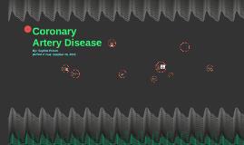coronary artery disease