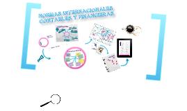 Copy of NORMAS INTERNACIONALES