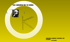 Communism, Stalinism, and the Communist Party