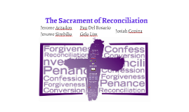 Copy of The Sacrament of Reconciliation