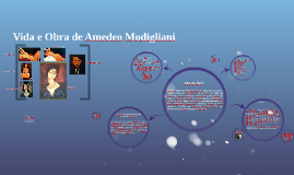 Vida e Obra de Amedeo Modiglliani