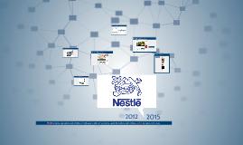 Nestlé es una compañía de origen suzo que inicia operaciones