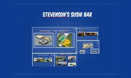 Stevensons sushibar