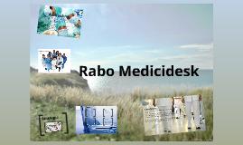 Oprichting Medicidesk