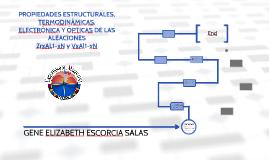 PROPIEDADES ESTRUCTURALES,  TERMODINÀMICAS, ELECTRÒNICA Y ÒP