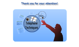 Copy of Customer Service - Telephone Techniques
