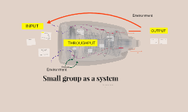 Small group as a system