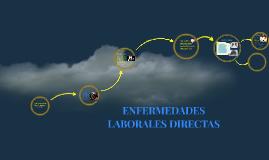 ENFERMEDADES LABORALES DIRECTAS