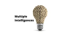 Copy of Multiple Intelligences