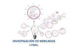 Copy of INVESTIGACIÓN DE MERCADOS