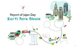 Report of Jajan Day