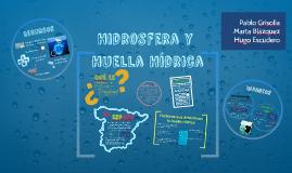 Hidrosfera y Huella Hídrica