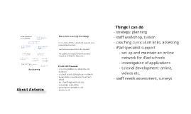 School ICT development elements