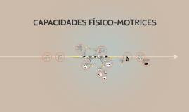 Copy of Capacidades físico motrices
