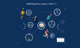 KNVB Expertise seizoen 2016/'17