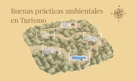 Buenas prácticas ambientales en Turismo