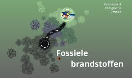 2KGT H4 P3 Fossiele brandstoffen