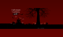 Copy of 13 Halloween Traditions Explained