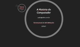 A História do Computador