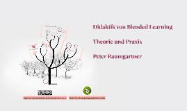 Didaktik von Blended Learning