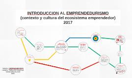 Copy of INTRODUCCION AL EMPRENDEDURISMO
