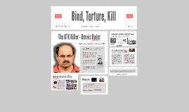 Copy of Serial Killer: BTK - Dennis Rader