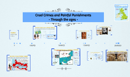 Copy of Crime and Punishment through the ages