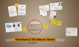 Terrorism & The War on Terror