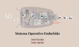 Sistema Operativo Embebido