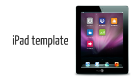 Copy of Template: iPad