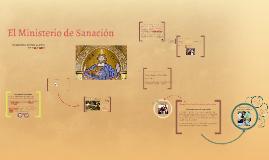 El ministerio de Sanación