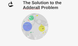 The Solution to the Adderall Crisis