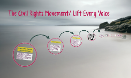 Copy of The Civil Rights Movement/ Lift Every Voice