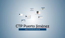 CTP Puerto Jiménez