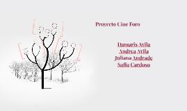 Proyecto Cine Foro