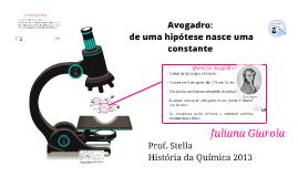 Avogadro: