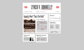 LYNCH V. DONELLY