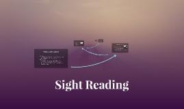 Sight-Reading