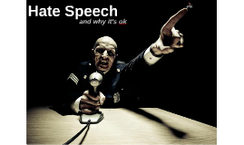 Copy of Hate Speech