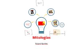 Mitologías, Roland Barthes