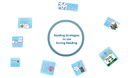 Reading Strategies to practise during reading