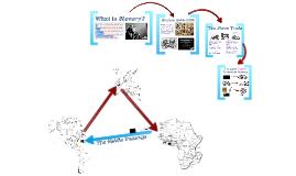 Slavery & the Slave trade